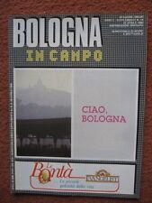 """CIAO BOLOGNA"" 1990 WORLD CUP BROCHURE"