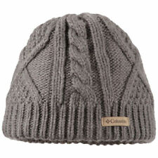 19af5b8eb30 Columbia Women s Cabled Cutie Beanie in Charcoal Heather