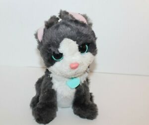 FurReal Friends Lil Big Paws Treat Time Frankie Battery Operated Hasbro 2014