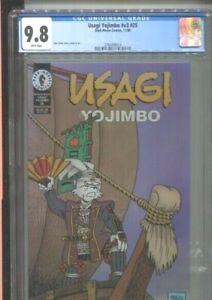USAGI YOJIMBO VOL. 3 NUMBER 25 DARK HORSE (1998) BEST AND ONLY CGC NM/M 9.8