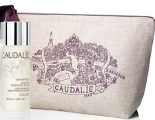 CAUDALIE Radiance Duo - Vinoperfect Concentrated Brightening Essence +Makeup Bag