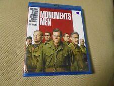 "BLU-RAY ""MONUMENTS MEN"" George CLOONEY, Matt DAMON, Bill MURRAY, Jean DUJARDIN"