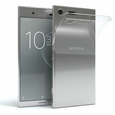 Sony XPERIA XZ Premium Cover Case Silicone Back Cover Phone Protective Transparent