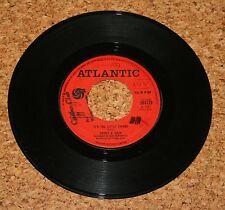 Single Sonny & Cher It 's the Little Things/PLASTIC MAN Atlantic 584129