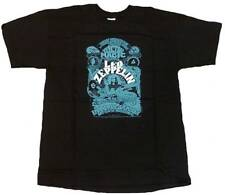 Wow Bravado Led Zeppelin Electric Magic Empire Pool Wembley Tour Flyer T - Shirt