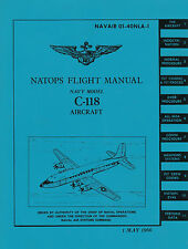 DOUGLAS C-118 ( DC-6 ) NATOPS FM - NAVAIR 01-40NLA-1