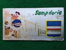 CALCIATORI 1974-75 74-1975 n 420 SAMPDORIA SCUDETTO , Figurina Panini NEW