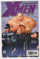 The Uncanny X-Men #403 (Mar 2002 Marvel) Joe Casey Aaron Lopresti m