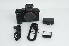 Sony a7R II 42.4MP Digital Camera (Body Only) 17,525 Clicks 60-day warranty