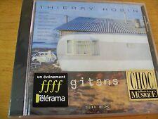 THIERRY ROBIN GITANS   CD SIGILLATO