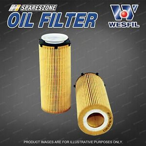Wesfil Oil Filter for Bmw 3 Series 330D 5 Series 530D 535D 7 Series 730D X5 X6