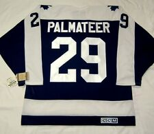 MIKE PALMATEER size XL  Toronto Maple Leafs CCM 550 VINTAGE series Hockey Jersey