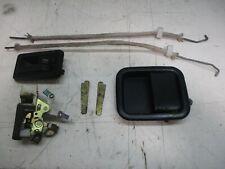 1997-2006 Jeep Wrangler TJ Front PASSENGER hard Door Latch lock with rods  1231