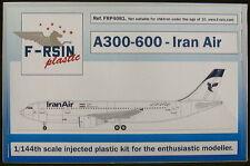 F-RSIN Models 1/144 AIRBUS A300-600 Iran Air