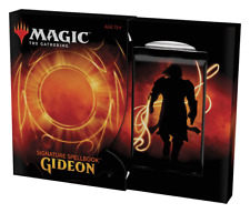 Signature Spellbook: Gideon MAGIC THE GATHERING MTG - OVP Sealed - En