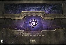 StarCraft 2 II: Heart of the Swarm Collector Edition (PC/Windows/Mac) New,Sealed