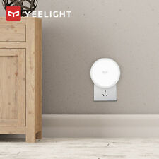 LED Night Light Corridor Body Motion Sensor Infrared Remote Control Night Lamp