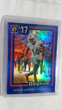 2017 OPTIC BLUE 1981 Throwback Jarvis Landry # 12 43/149 Miami Dolphins