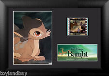 Film Cell Genuine 35mm Framed Matted Walt Disney Bambi Specl Edition S1 USFC5828