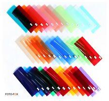 Strobist Pro Ultimate Filtro Paquete X40 Conjunto De Filtro Lee. para la iluminación de Flash estroboscópico