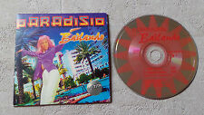 "CD AUDIO INT/ PARADISIO ""BAILANDO"" CD SINGLE CARD SLEEVE 1996 CNR MUSIC 2 TITRES"