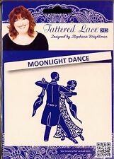 New listing Tattered Lace cutting Die - Moonlight Dance - Couple