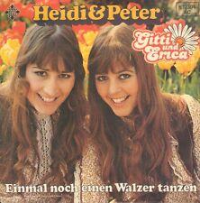 """GITTI UND ERICA – Heidi Und Peter (1978 VINYL SINGLE 7"""" GERMANY)"""