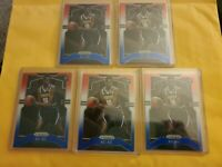 Bol Bol 2019-2020 Panini Prizm Red White And Blue Rookie 5 Card Lot Free...