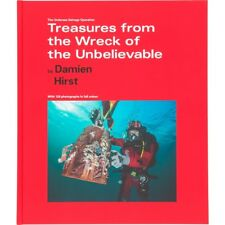 Signed Book - The Undersea Salvage Operation by Damien Hirst