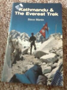 STEVE MARTIN, KATHMANDU & THE EVEREST TREK, 0903909553