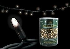 Christmas 320 Bulb Xmas Clear Twinkle Lights Indoor and Outdoor  # L101A#