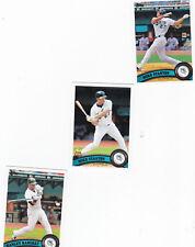 2011 TOPPS FLORIDA/ MIAMI MARLINS TRUE TEAM SET! 28 CARDS! STANTON! HANLEY!