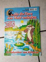 Als die Tiere den Wald verließen-..-Comic Heft (Bastei Vlg. Zustand 1 ) Heft  24