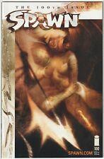 SPAWN #100 ASHLEY WOOD COVER NM+ 9.6 CGC IT TODD MCFARLANE MOVIE IMAGE COMICS