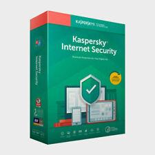 Kaspersky Internet/Total Security 2020 Antivirus 1Pc Device 1.5Year-Global Ver