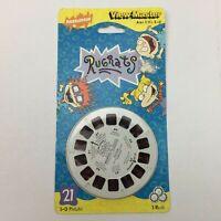 Vintage 1997 Nickelodeon Rugrats Les Razmoket Veiw Master 3D Sealed #31099