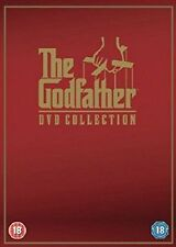 The Godfather DVD Collection 1972 NEW, Sealed, Boxset