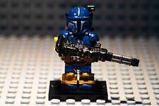 Paz Vizla - Star Wars Mandalorian Minifigure Gift For Kids AU Stock Custom Lego