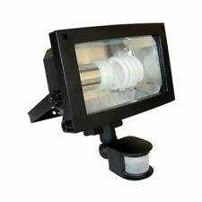 Eterna 23w Low Energy Floodlight With 180 Degree PIR~IP 44 Rated~Sale Price