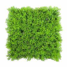 Planta de hierba verde acuatica agua falsa artificial Cesped Paisaje de acu C5G1