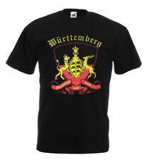 """Königreich Württemberg """"Furchtlos & Treu"""" schwäbisches Shirt T-Shirt/Pulli/Hoody"""