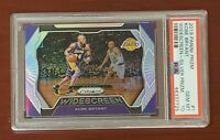 2019 Panini Prizm Widescreen Silver Ray Allen Kobe Bryant Lakers PSA 10 GEM MT