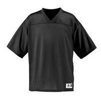 AUGUSTA Men's Mesh Short Sleeve FOOTBALL Jersey ANY COLOR Team Wholesale S-3XL