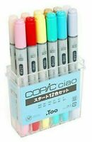 Too Copic Chao Start 12 color set NEW from Japan