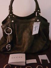 brand new tag still attached gucci sukey tote handbag/dustbag