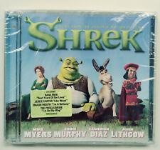 Shrek - Soundtrack Cd - Various Artists - Brand New / Factory Sealed!