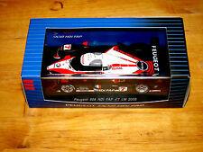 NEUVE PEUGEOT 908 hdi fap 2008 # 7 LE MANS SPARK 1/43