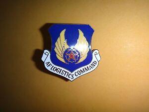 US Air Force Unit Crest AF LOGISTICS COMMAND Distinctive unit Insignia