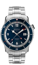 AUTHORIZED DEALER Bremont S500 RFU 150 Blue Dial LIMITED EDITION Rugby Watch