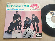 "DISQUE 45T DE VINCE TAYLOR  "" PEPPERMINT TWIST """